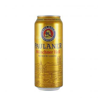 paulaner minhensko svetlo pivo 0.5l