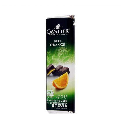 Cavalier crna čokolada sa pomorandžom 40g