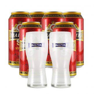 baltika 9 pivo 09l 6 kom poklon casa