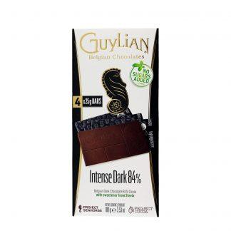 Guylian čokolada Intense Dark 84% 100g