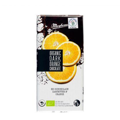 Meybona organska čokolada sa pomorandžom 100g