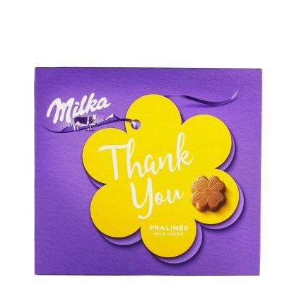 Milka Thank you praline 110g