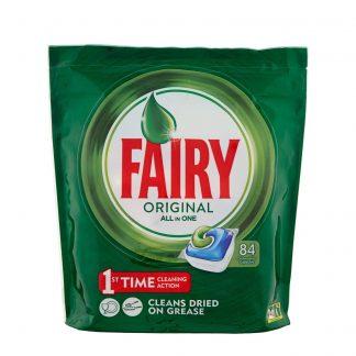 Fairy Original All-in-one tablete 84 kom