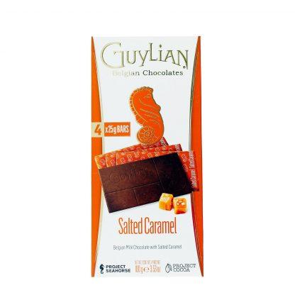 Guylian mlečna čokolada sa slanim karamelom 100g