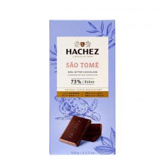 Hachez crna čokolada 73% São Tomé 100g