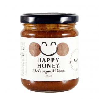 Happy honey med i organski kakao 250g