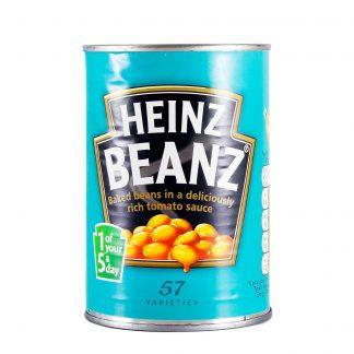 Heinz pasulj u paradajz sosu 415g