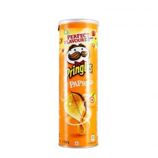 Pringles čips Paprika 165g