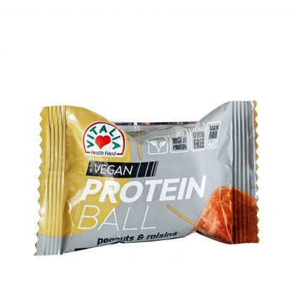 Proteinska loptica kikiriki i suvo grožđe 40g