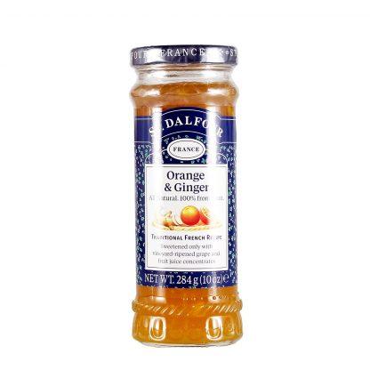 St. Dalfour namaz od pomorandže i đumbira 284g