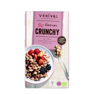 Verival Organski Crunchy sa bobičastim voćem 375g