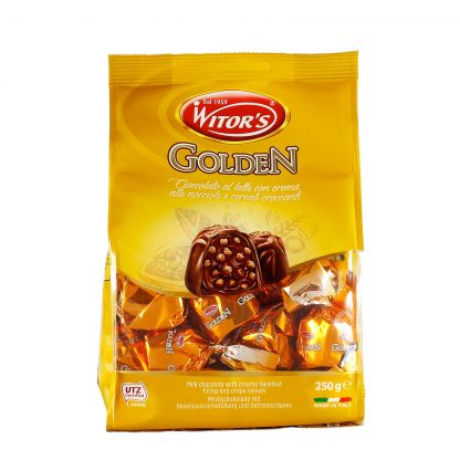 Witor's praline Golden 250g