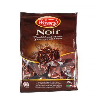 Witor's praline Noir 250g