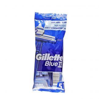 Gillette brijači Blue II 5kom