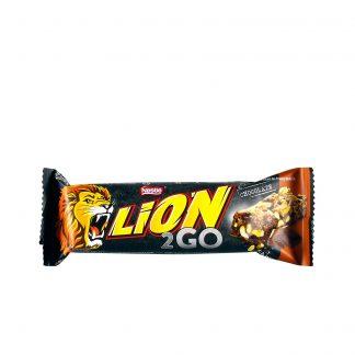 Lion 2Go sa čokoladom 33g