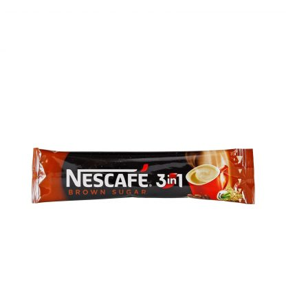 Nescafe kafa 3u1 Brown sugar 17g