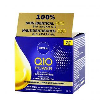 Nivea Q10 Extra Nourishing noćna krema 50ml