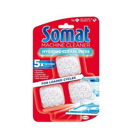 Somat Machine Cleaner 3x20g