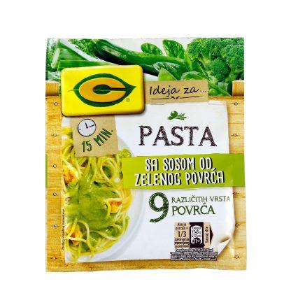 C sos od zelenog povrća 35g