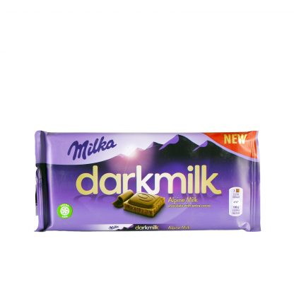 Milka čokolada Dark milk 85g