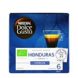 Nescafe Dolce Gusto Honduras espreso kafa 12 kom