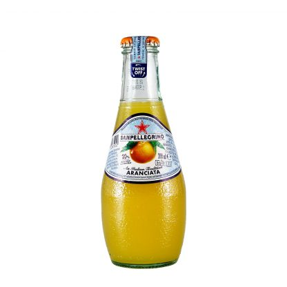 San Pellegrino Aranciata sok od pomorandže 200ml