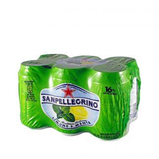 San Pellegrino limun i nana pakovanje 6x330ml