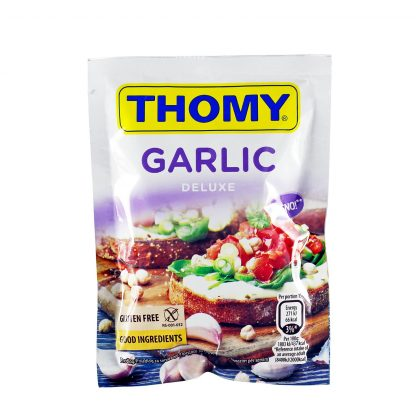 Thomy Garlic Deluxe sos sa belim lukom 80g