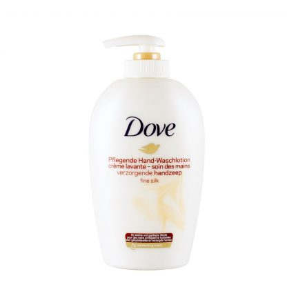 Dove Fine Silk tečni sapun 250ml