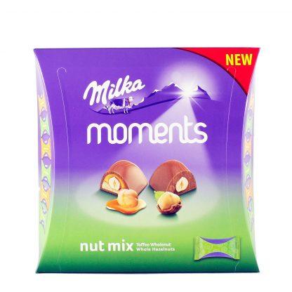 Milka Moments praline Nut Mix 169g