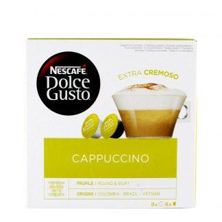 Nescafe Dolce Gusto Cappuccino kafa 2x8kom