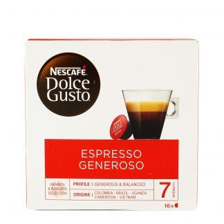 Nescafe Dolce Gusto Generoso kafa 16 kom