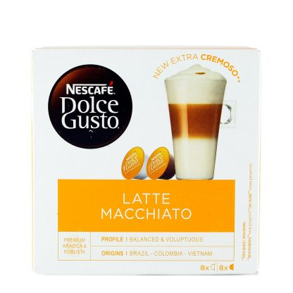 Nescafe Dolce Gusto Latte Macchiato kafa 2x8kom