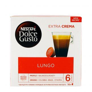 Nescafe Dolce Gusto Lungo kafa 16 kom