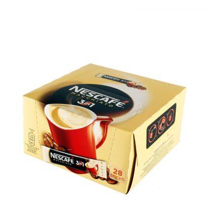Nescafe kafa 3u1 Macchiato kutija 28 kom