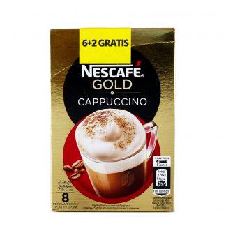 Nescafe kafa Gold Cappuccino 8 kom
