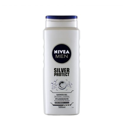 Nivea Men Silver Protect gel za tuširanje 500ml