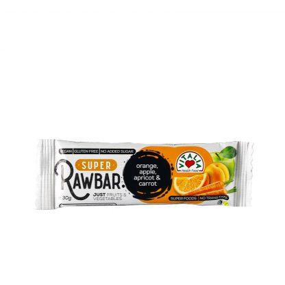 Super Rawbar urma kajsija citrusi jabuka i šargarepa 30g