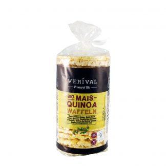 Verival Bio organske kukuruzne galete sa kinoom 100g