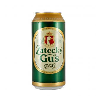 Baltika pivo Žatecky Gus 0.9l