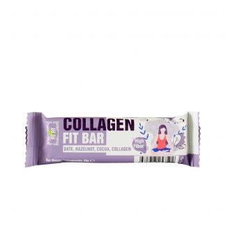 Collagen Fit Bar urma lešnik kakao 35g