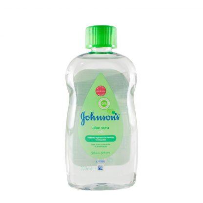 Johnson's Baby ulje Aloe vera 300ml