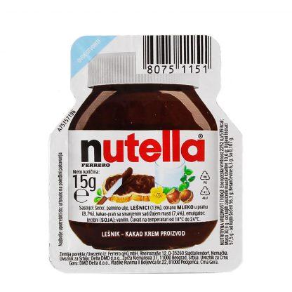 Nutella krem mini 15g