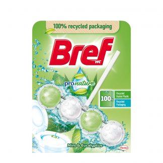 Bref Power ProNature Mint osveživač za WC šolju 50g