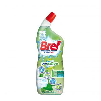 Bref ProNature Mint gel za WC šolju 700ml