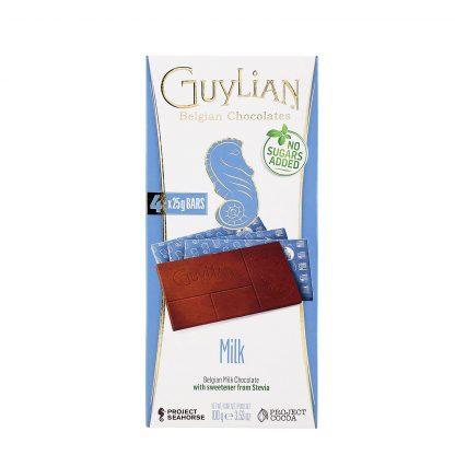 Guylian mlečna čokolada sa stevijom 100g
