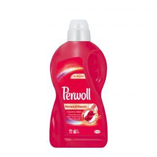 Perwoll Renew Color tečni deterdžent 1.8l