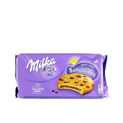 Milka biskvit Sensation 156g