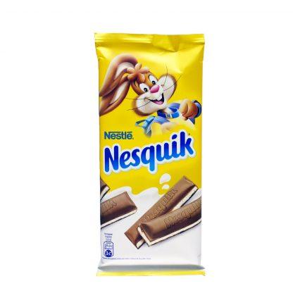 Nesquik čokolada sa mlečnim punjenjem 100g