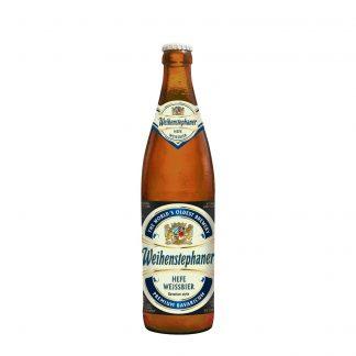 Weihenstephaner Hefe Weissbier pšenično pivo 0.5l